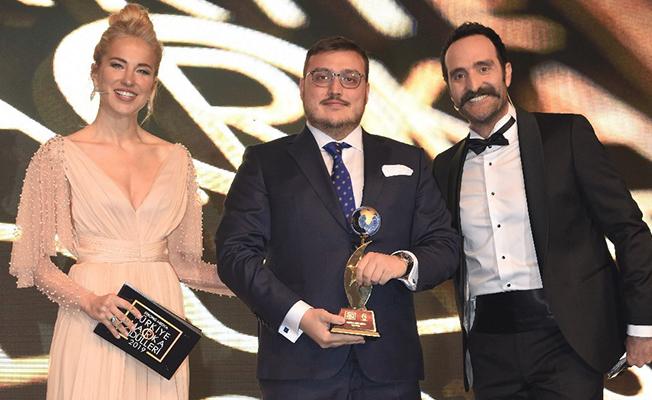 Yılın Ceo'su Ödülü Yiğit Zeren'in