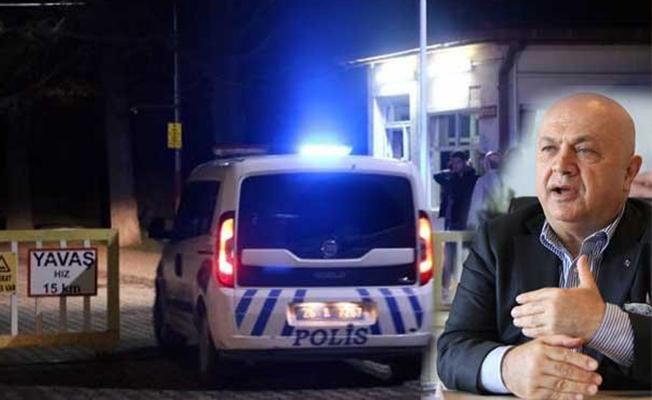 Sarar Giyim'in patronu evinde rehin alınarak soyuldu