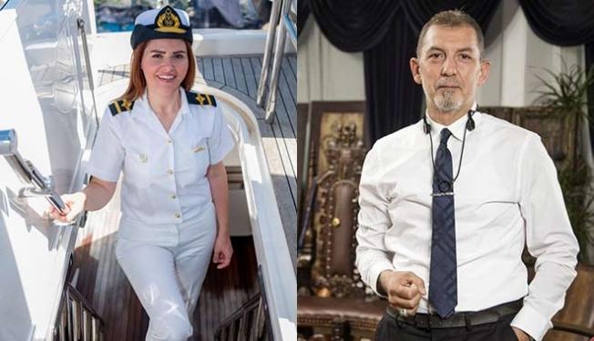 Güzel kadın kaptan, iş adamının kabusu oldu