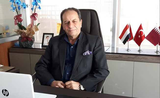 Hayreddin Gökalemin; Katar'da Türk Ticaret Merkezi kurduk