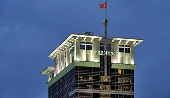 Tekfen Holding'den 100 milyon dolarlık satın alma