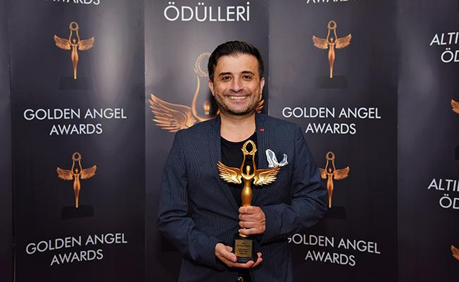 Altın Melek Ödüllerinde Yılın En Başarılı Genç İş Adamı Lami Uyar seçildi