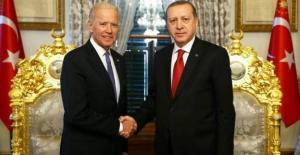 Erdoğan, Joe Biden#039;la görüştü