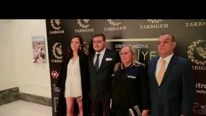 Mustafa Yiğit Zeren'e Yılın Ceo'su Ödülü